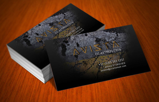 50 Free Photoshop Business Card Templates 42