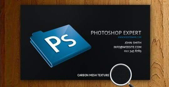 50 Free Photoshop Business Card Templates 47