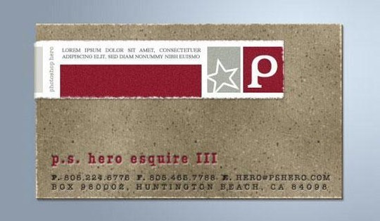 50 Free Photoshop Business Card Templates 6