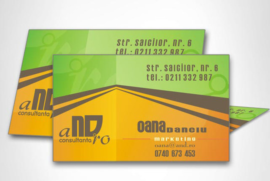 50 Free Photoshop Business Card Templates 11