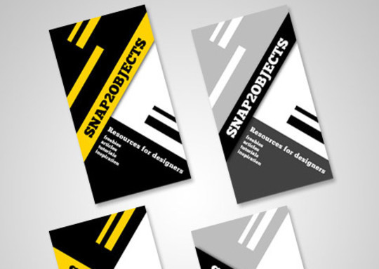 50 Free Photoshop Business Card Templates 12