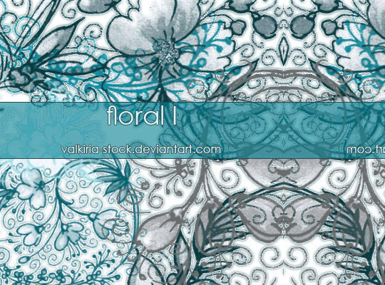 16 Free High Quality Floral Photoshop Brush Sets 11
