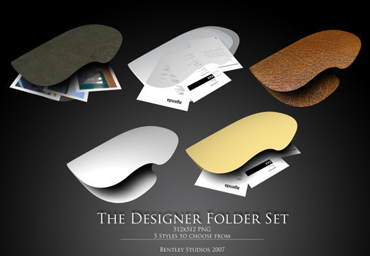 15 Useful And Free High Quality Folder Icon Sets 14
