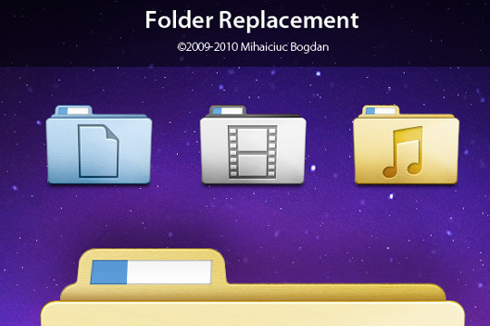 15 Useful And Free High Quality Folder Icon Sets 3