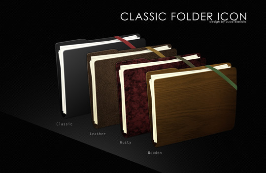 15 Useful And Free High Quality Folder Icon Sets 8