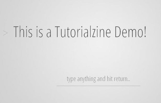 40 Fresh jQuery Plugins And Tutorials Available For Free 20