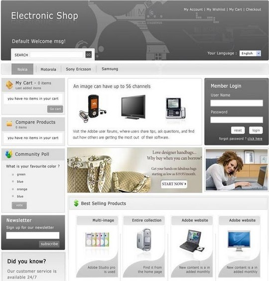 15 Best Magento Themes For eCommerce Websites 12