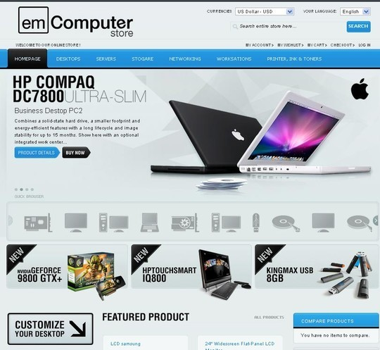 15 Best Magento Themes For eCommerce Websites 23