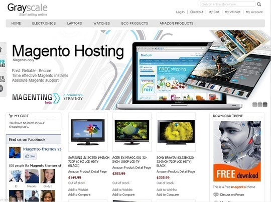 15 Best Magento Themes For eCommerce Websites 2