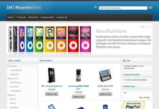15 Best Magento Themes For eCommerce Websites 4