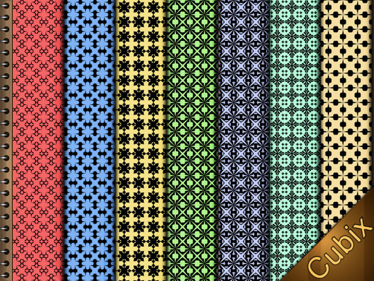 55 High Quality And Fresh Pattern Sets 2