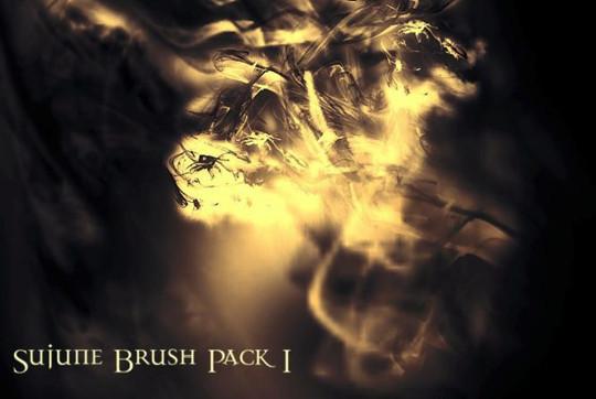 30 Free And Fresh Photoshop Brush Sets 7