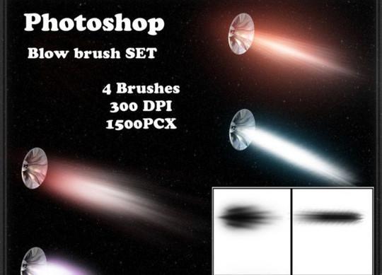 30 Free And Fresh Photoshop Brush Sets 4