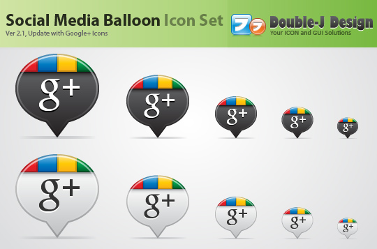 Vibrant Collection Of Fresh And Free Social Media Icon Sets 13