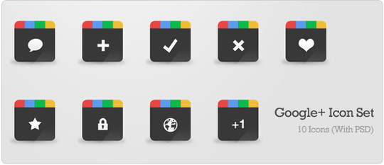 Vibrant Collection Of Fresh And Free Social Media Icon Sets 4
