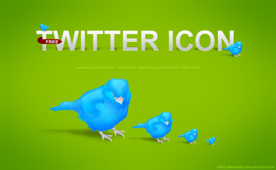 16 High Quality Twitter Icons That You Can Download For Free 8