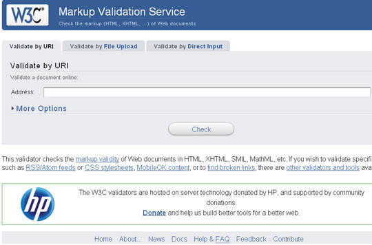 7 Highly Useful Online Tools For Website Validation And Testing 120