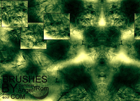 15 Awesome Free Abstract Photoshop Brushes 4