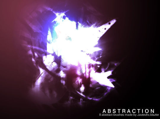 15 Awesome Free Abstract Photoshop Brushes 7