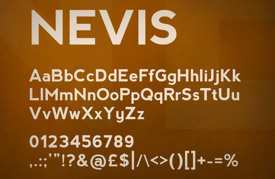 40 Stylish Fonts For Professional Web And Print Design 18