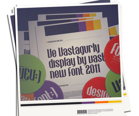 40 Stylish Fonts For Professional Web And Print Design 39