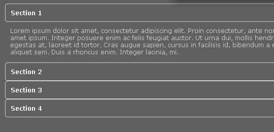 40+ Excellent CSS3 Menu Tutorials 32