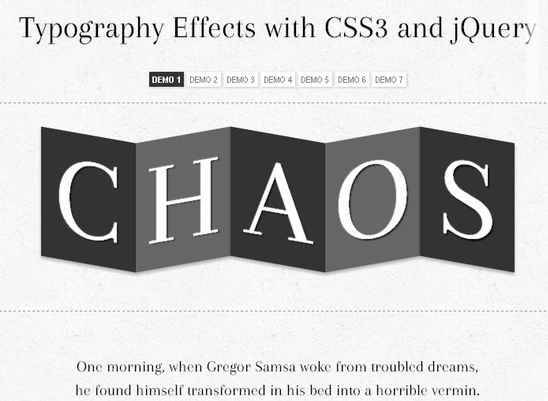 Showcase Of Useful CSS3 Tutorials And Techniques 34