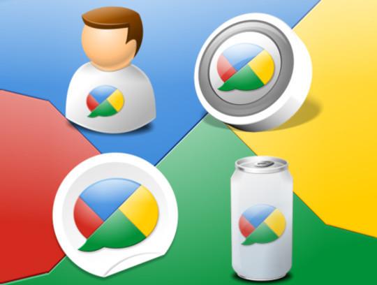 13 Beautiful Free Google Buzz Icons 4