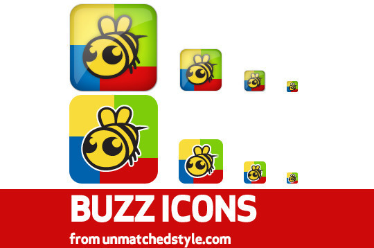 13 Beautiful Free Google Buzz Icons 6
