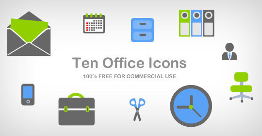 37 Fresh And Free Icon Sets In PSD Format 17