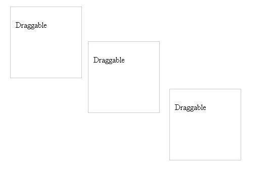 Extensive Collection Of jQuery Drag And Drop Plugins 9