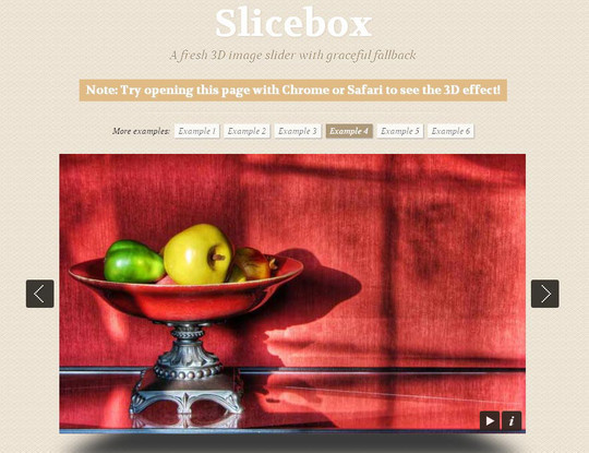 37 Fresh jQuery Image, Content Sliders And Slideshows 3