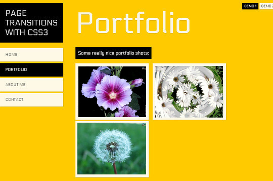 37 Fresh jQuery Image, Content Sliders And Slideshows 1