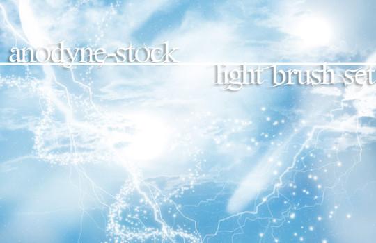 18 Free Yet High Quality Sparkle Photoshop Brush Sets 14
