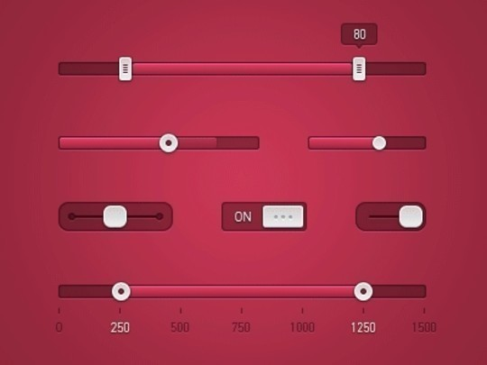 50 Free Web And Mobile UI Element Kits, Wireframe Kits And PSD Files 14