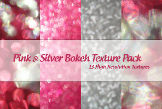 17 Awesomely Creative Bokeh Textures For Your Designs 5