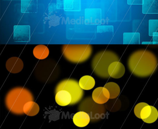 17 Awesomely Creative Bokeh Textures For Your Designs 7