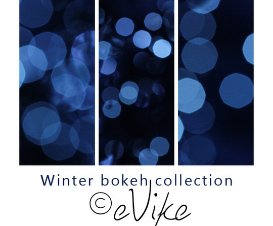 17 Awesomely Creative Bokeh Textures For Your Designs 11