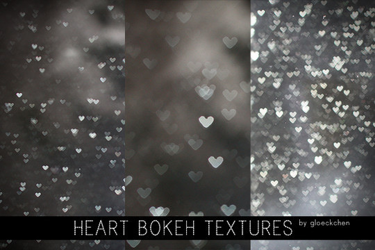 17 Awesomely Creative Bokeh Textures For Your Designs 12