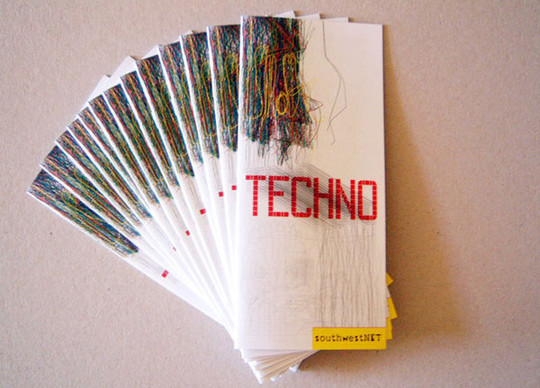 40 Incredibly Creative Brochure Designs For Inspiration 15