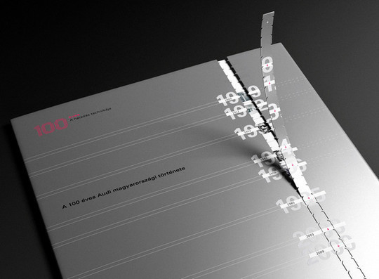 40 Incredibly Creative Brochure Designs For Inspiration 18