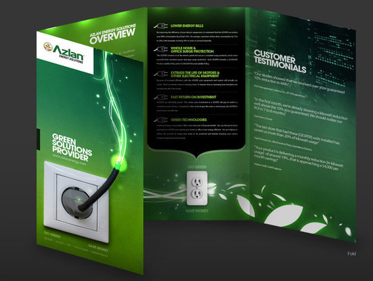 40 Incredibly Creative Brochure Designs For Inspiration 8