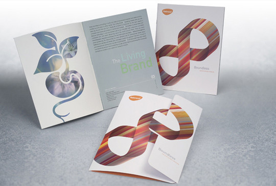 40 Incredibly Creative Brochure Designs For Inspiration 22