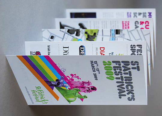 40 Incredibly Creative Brochure Designs For Inspiration 27