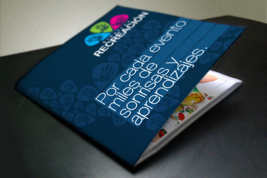 40 Incredibly Creative Brochure Designs For Inspiration 31