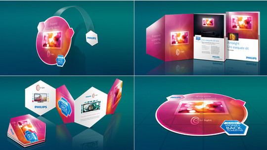 40 Incredibly Creative Brochure Designs For Inspiration 34