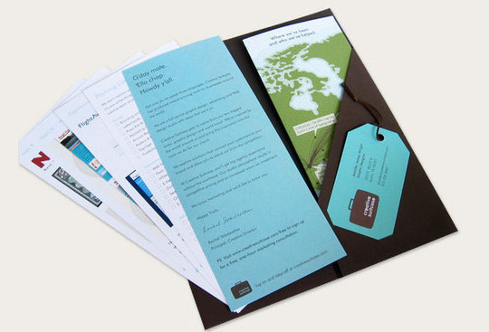 40 Incredibly Creative Brochure Designs For Inspiration 35