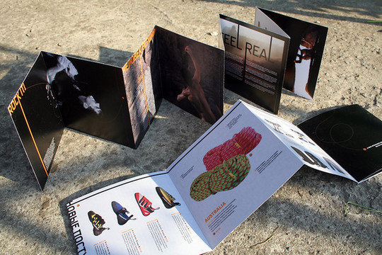 40 Incredibly Creative Brochure Designs For Inspiration 11