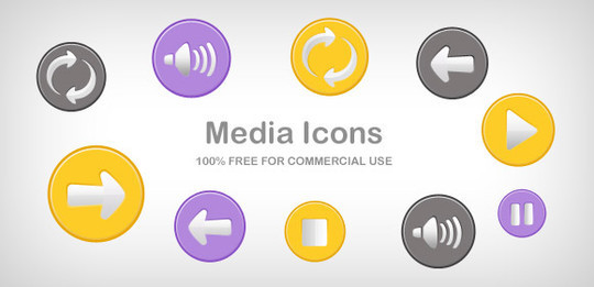 50 Fresh Icon Sets For Developers And Designers 30