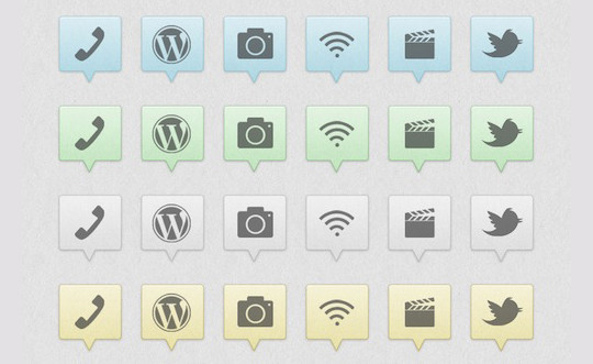 50 Fresh Icon Sets For Developers And Designers 48